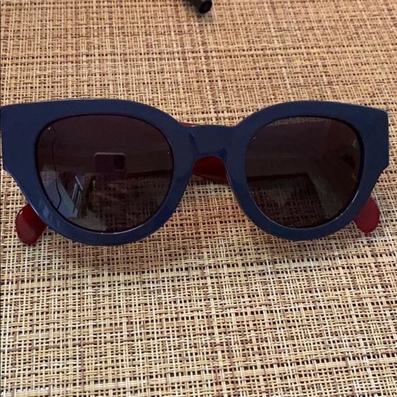 Brand new Celine two tones sunglasses